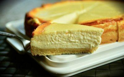 Heerlijk keto taart (cheesecake) maken