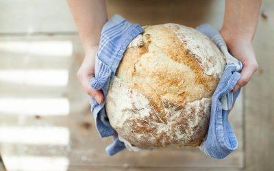 Zelf koolhydraatarm brood bakken