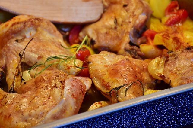 keto dieet recepten: heerlijke koolhydraatarme kip schotel