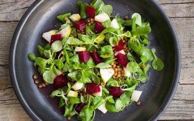 Koolhydraatarme salade bereiden? Dit recept is goud waard
