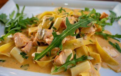 Heerlijke pasta met tonijn uit blik